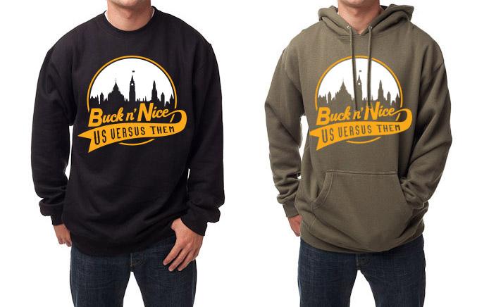 Custom Order Your Hoodie And/Or Crew Neck Sweater Buck-N-Nice ...